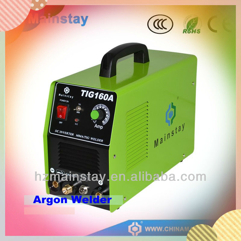 TIG160A New Style Dc Motor Welder Tungsten Electrode for TIG Welding
