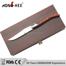 French Traditional Laguiole Decorate Cutlery Bee Casting Steak Folding Knife