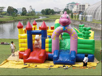 inflatable bouncer, inflatable jumping castle, inflatable game, inflatable bouncer for children