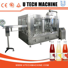 Bottling 350Ml Pet Plastic Juice Bottle