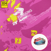600D&500D oxford printing fabric for bags with plain pvc coating