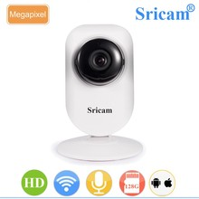 Home DVR Mini Wifi Night Vision CMOS Sensor IP Camera for Housing to Support 128G Memory Card