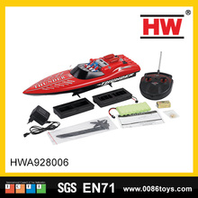 4 Channel Hot selling model car Remote Control Boat RC Tug Boats