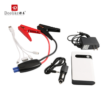 Hot Selling Car Jump Starter and Portable Power Bank 8000 mAh , Auto Car Jump Starter Power Bank Battery Charger