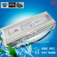SC LED driver KI-424200-AS PFC EMC IP67 180W Waterproof Constant Current LED Driver