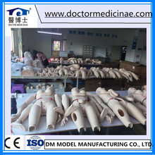 Multifunctional Female/Male Nursing Training Manikin Model Mannequin Patient Care
