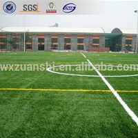 Sports field artificial lawn, outdoor high quality playground synthetic lawn