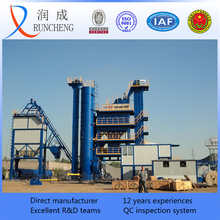 120t/h stationary asphalt mixing plant / asphalt batching machine for sale