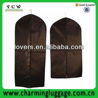 wedding dress garment bag wholesale/suit cover