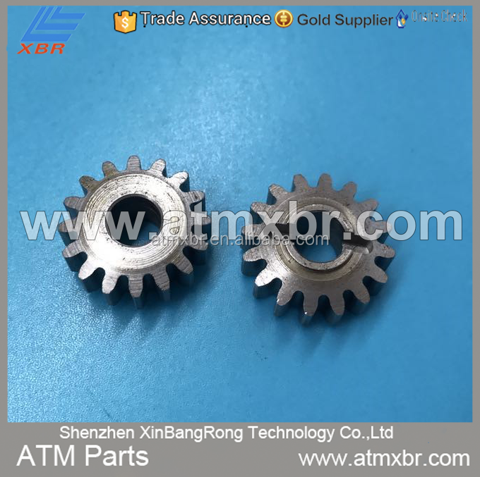 atm machines parts Glory DeLaRue NMD BCU 16T Gear A001549