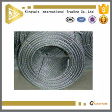 Hot sale round stainless steel wire rope sling