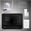 2015 New wifi products G90B!!! Best GSM WIFI security alarm for DIY home security System