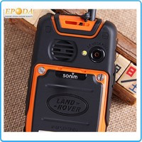 Water proof Shock proof Cell Phone Rugged Phone, Walkie Talkie IP67 Rugged Mobile Phone