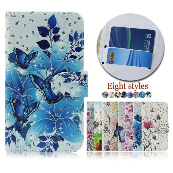 for Alcatel Nextel V45 phone case, pu leather flip case for Alcatel Nextel V45