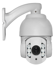 150m ir outdoor cctv camera long range 2mp 10x Optical Zoom ir ptz speed dome ip camera