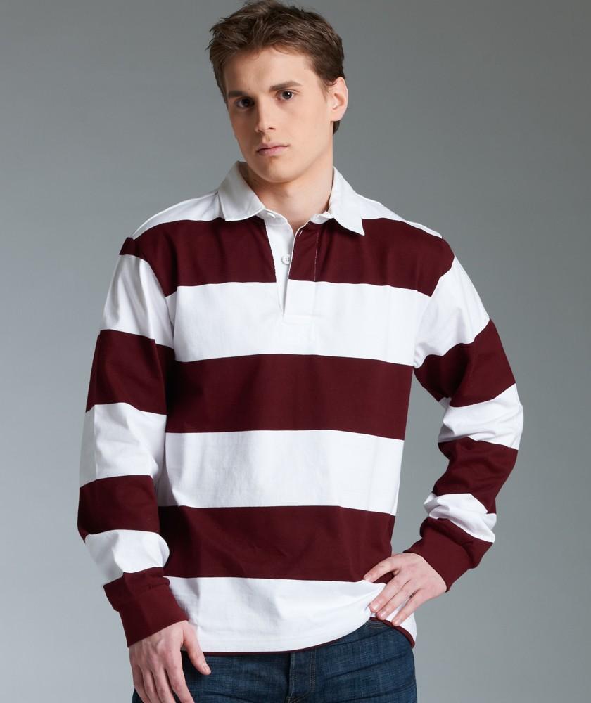 Striped Mens T Shirt