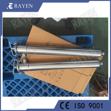 stainless steel water filter pipe tube well filter