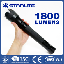 STARLITE 1800 lumens 3xD IPX7 bright light torch price battery strong light torch