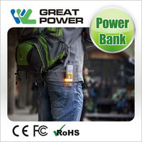Low price best selling 4000mah power bank cross
