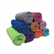 Quality Microfiber Fitness Sports Outdoor Cooling Towel