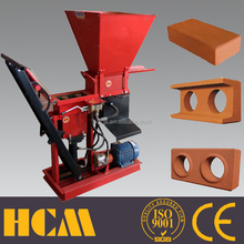 eco interlocking clay block machine production line Eco Brava low investment high profit business