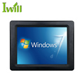 Intel Baytrail J1900 quad core vga fanless touch screen mini pc