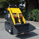 High Quality Cheap Mini Skid Steer Loader For Sale With Hammer And Sweeper