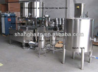 soya bean processing machinery/soya milk plant