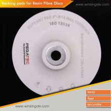 mm Backing Pads For Resin Fibre Discs