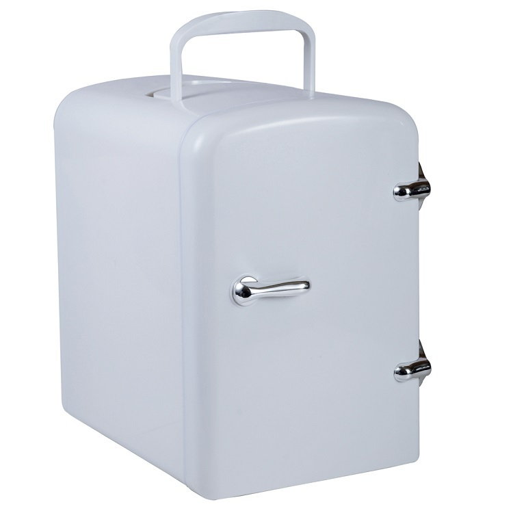 Car Cooler Warmer Electric Fridge Travel Refrigerator Personal Mini Fridge Automotive <strong>Appliances</strong>