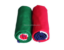 200gsm popular microfiber tight suede towel, buy from China