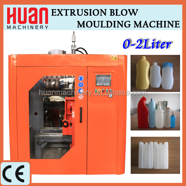 Plastic Blowing Machine for Making 2 Liter Bottle / Jerry Can