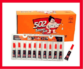 Super Glue 502 for shoes