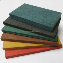 colorful raw MDF for decoration and children funiture kids furniture