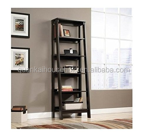 Bamboo 5 Shelf Bookcase