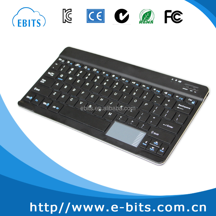 Hot mini wireless bluetooth keyboard for iphone/ipad/android