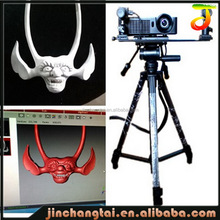 Excellent quality professional 3d scanner software