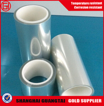Factory Supply Clear Protector Transparent PET Film Roll scrap