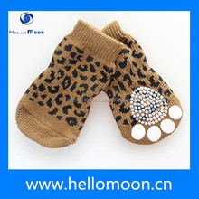 Top Quality Sport Style Wholesale Cheap Knitting Dog Socks