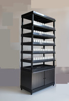 cigarette display rack / tobacco and cigarette display for sale / cigarette pushers for sale