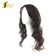 ideal unproessed real human hair full lace wig double drawn wig human hair brazilian