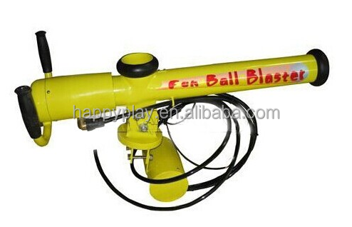 Cannonball Air Blaster foam ball shooter gun shoot games foam balls shooting games
