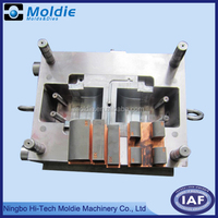 plastic injection mould design and mould making