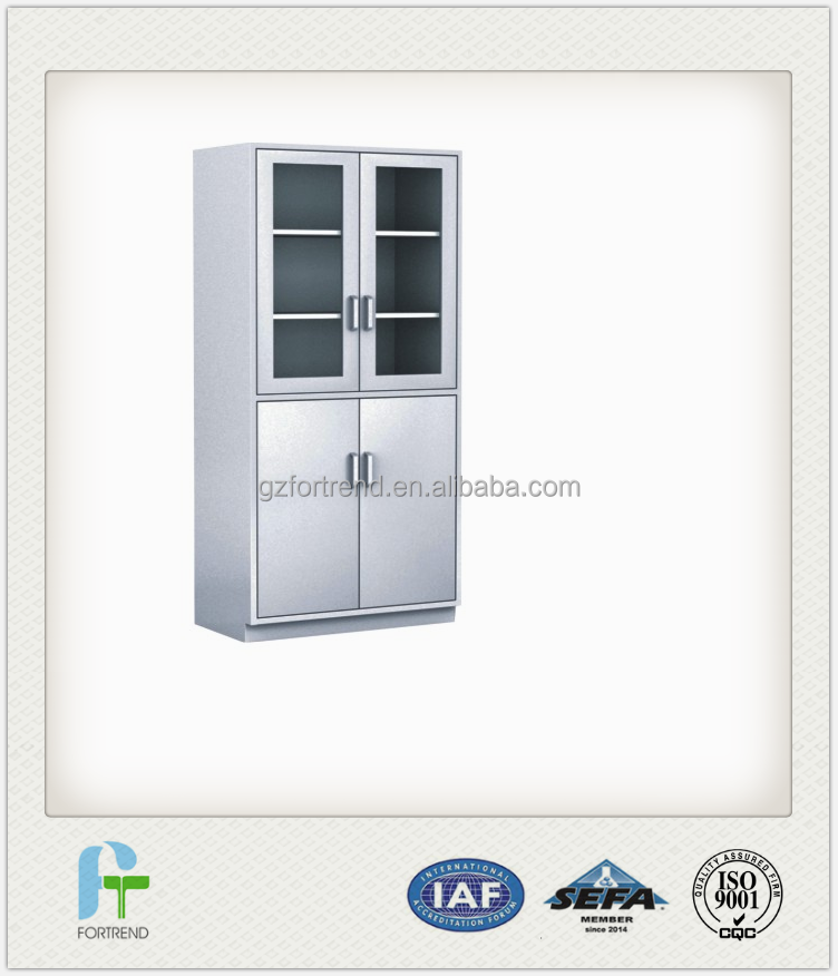 Double doors All steel reagent cabinet made in china