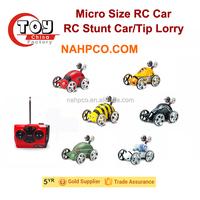 Magic Power 4CH RC Micro Stunt Car RC Toy Car RC Tip Lorry Hobby Car