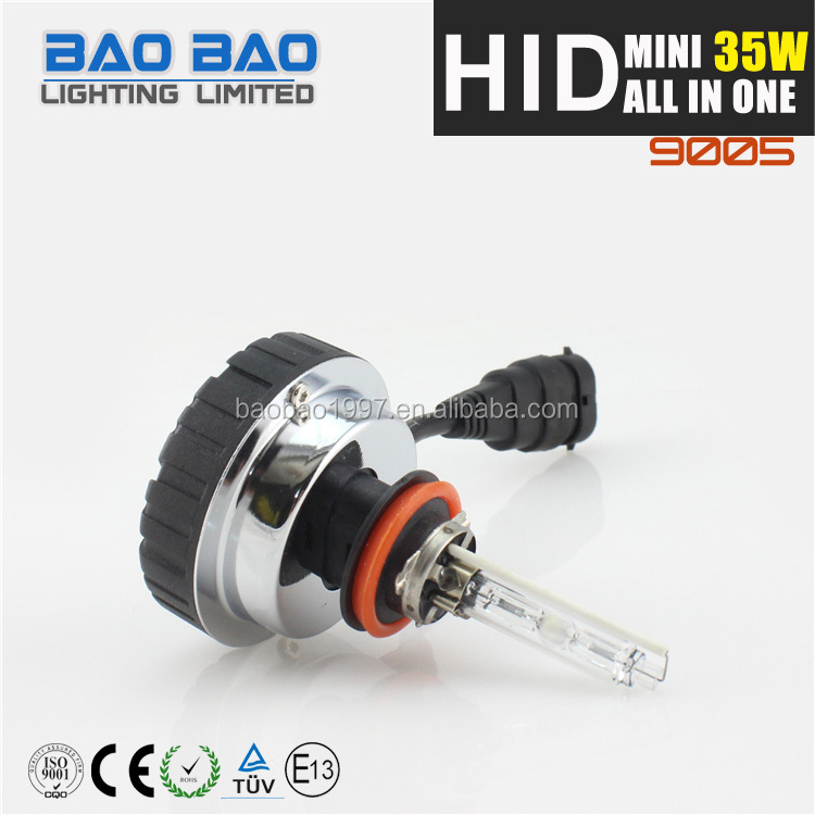 HID all in one for car headlight kit car accessory HID kit