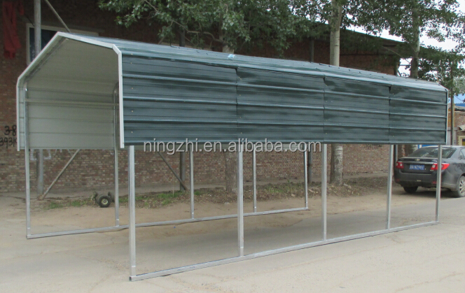 Car valet canopy buy car valet canopy car shelter metal for Carport 6x9m