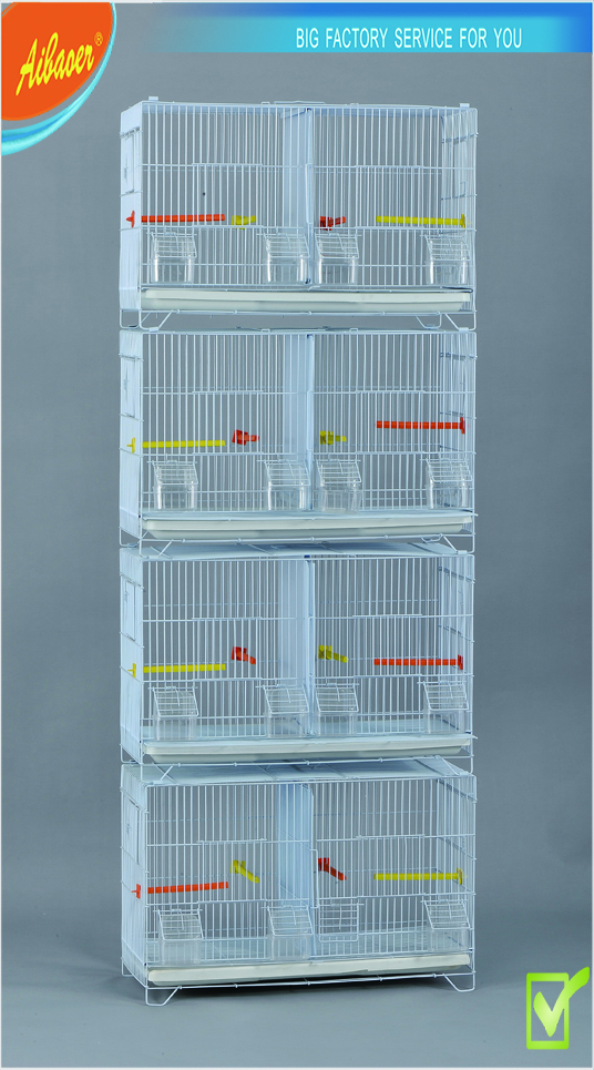 Middle Bird Cage 59X26X153cm