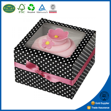 Giant Jumbo Big Cupcake Window Boxes Muffin Single Individual Dome Container Great For High Topping Giant Cupcake Box