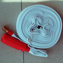 Fire Hose PVC Lining 3 Inches OD Irrigation High Working Pressure Hose with Fire Hydrant Costumized
